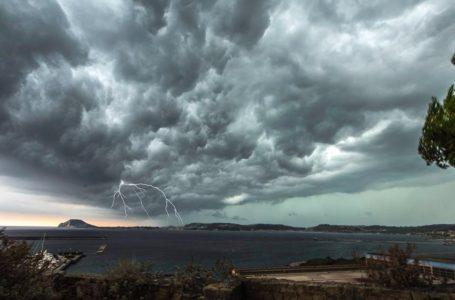 Allerta meteo Gialla nel pomeriggio su alcune zone della Campania
