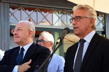 """Luci d'Artista, il commento del Sindaco: """"Un weekend spettacolare a Salerno"""""""