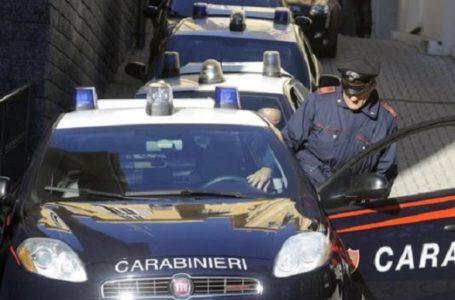Spaccio di droga: blitz dei Carabinieri di Vallo della Lucania, in 5 nei guai