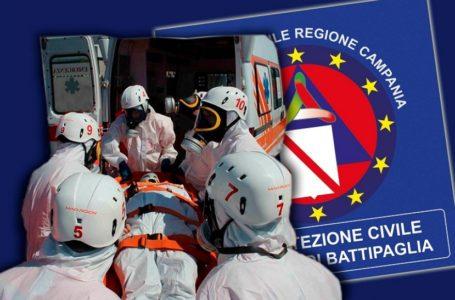 Sanità, De Luca chiede rinforzi alla Protezione Civile: 'Servono medici e infermieri'