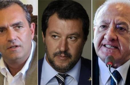 """Scontro De Luca-De Magistris, Governatore: """"Illegittima apertura bar fino alle 3.30"""""""