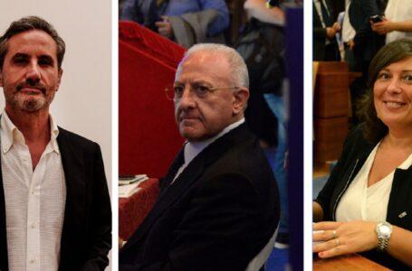 Regionali Salerno, testa a testa serrato: ecco gli eletti