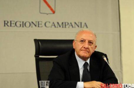 """Il PD scioglie le riserve: """"Nostro candidato in Campania è De Luca"""""""